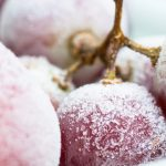 raisins gelés